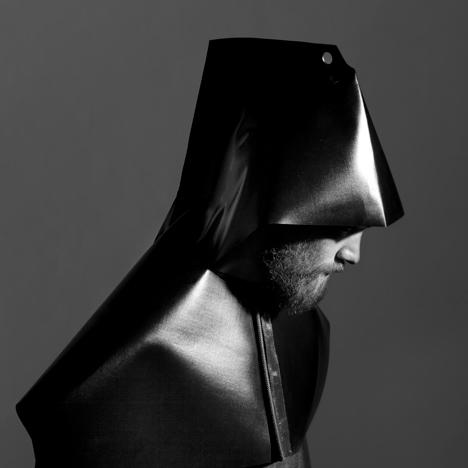 dystopian brutalist outerwear