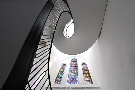 elite metalcraft bespoke spiral staircase