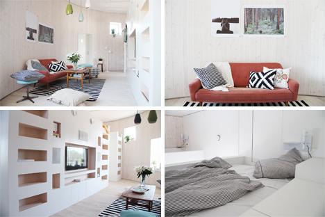 halo house interior furniture
