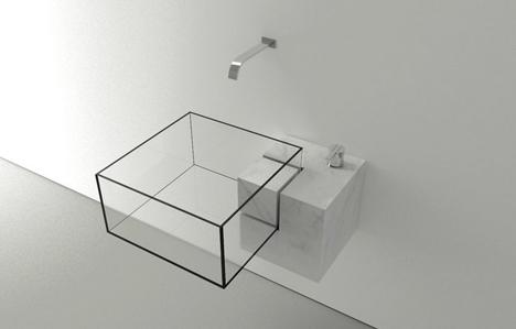 kub minimalist sink