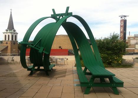looping furniture