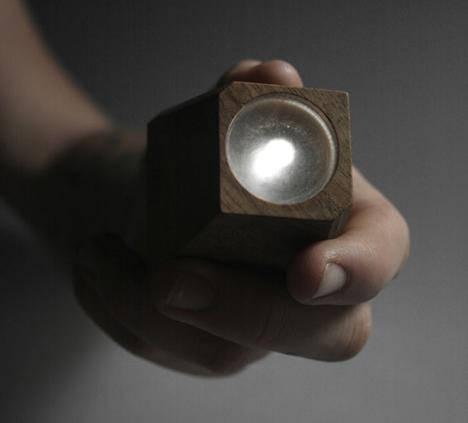 portable pod light handheld