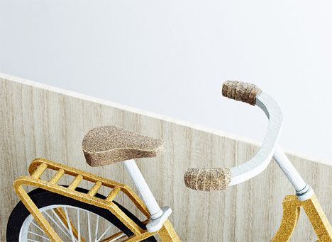 sandpaper bike
