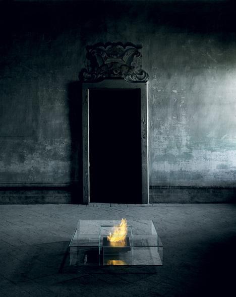 seasonal fire table