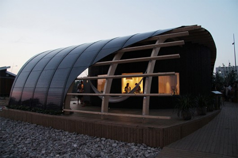 team sweden solar decathalon halo house