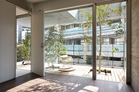 Balcony House Japan 3