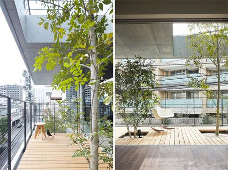 Balcony House Japan 4
