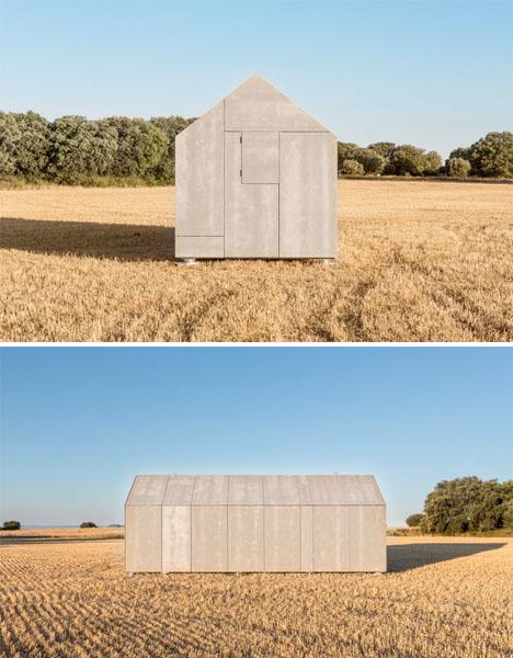 Cement Panel Portable House 2