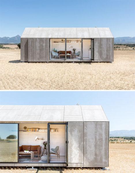 Cement Panel Portable House 4