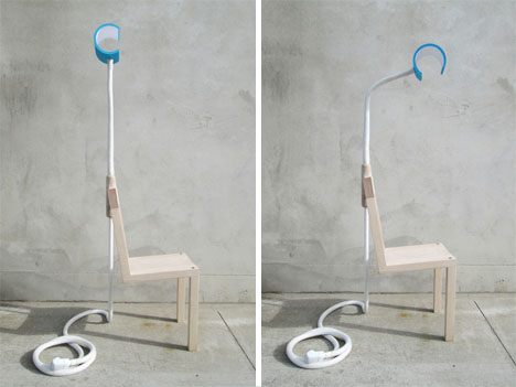 Chair Lamp Combo 2