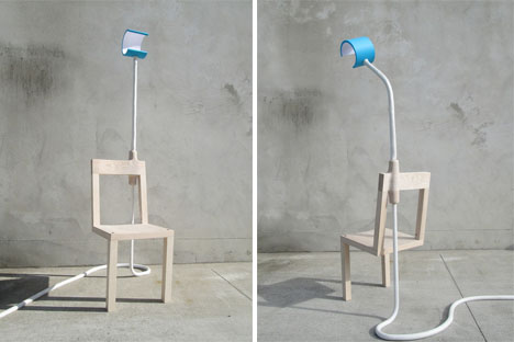 Chair Lamp Combo 3