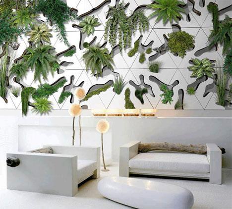 Deltaflore Modular Green Wall Tiles 4