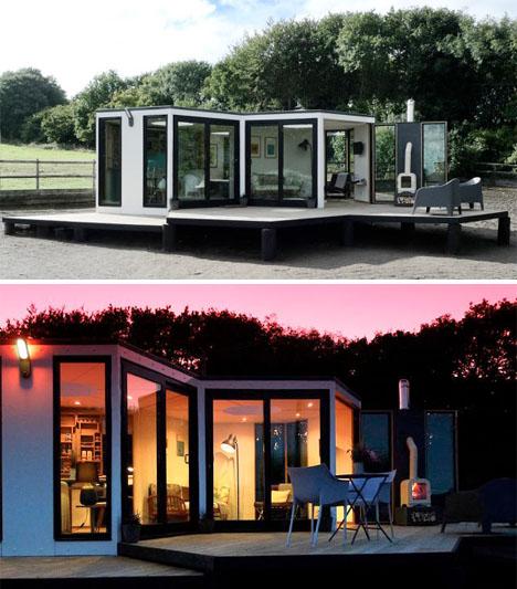 Hivehaus Hexagonal Modular House 2