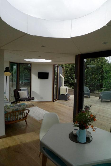 Hivehaus Hexagonal Modular House 3