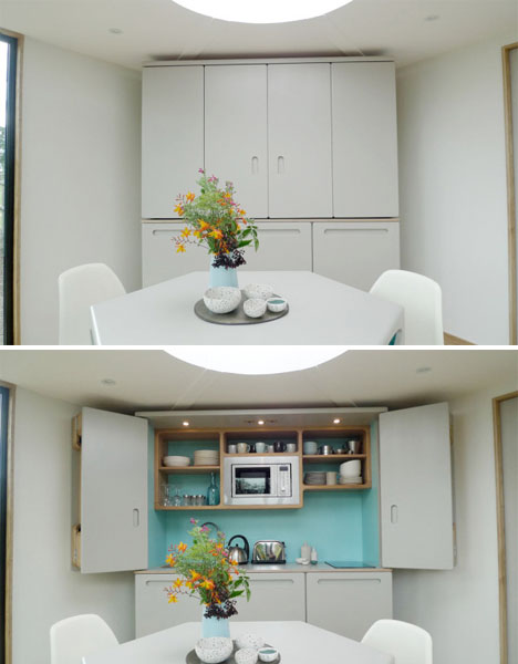 Hivehaus Hexagonal Modular House 4