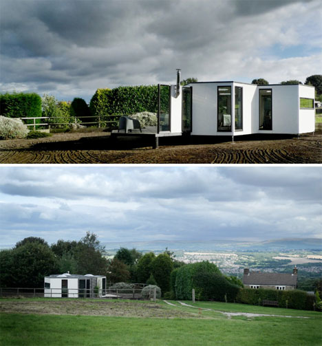Hivehaus Hexagonal Modular House 7