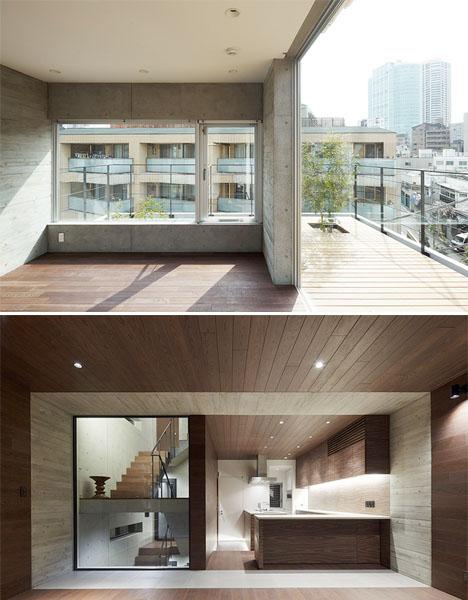 Japan Balcony House 5