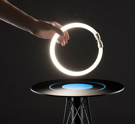 Magic Electromagnetic Table 1