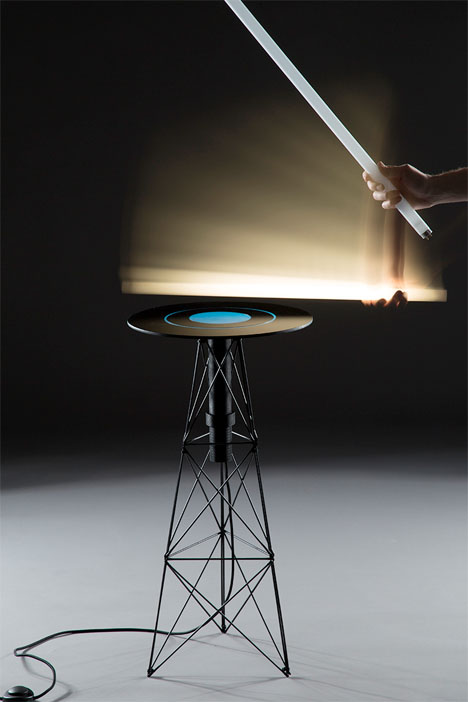 Magic Electromagnetic Table 3