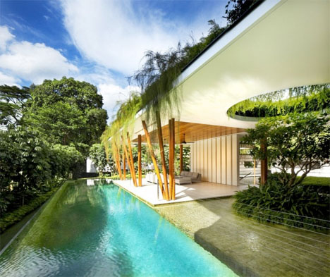 Singapore Willow House 2