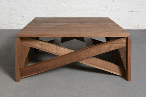 Transforming Coffee Table Duffy London 2