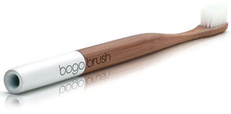 biodegradable toothbrush
