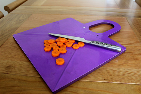 boardbowl folding cutting board