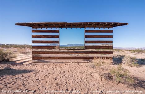 california desert nendo house of mirrors