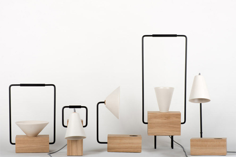 Artistic sculptures double as useful modern home objects for Oggetto di design
