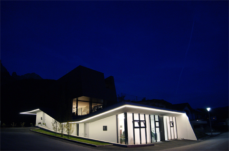 exterior muk house austria