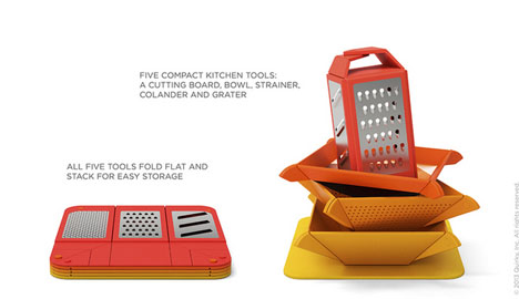 folding design concept