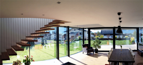 light filled physical therapist home and office