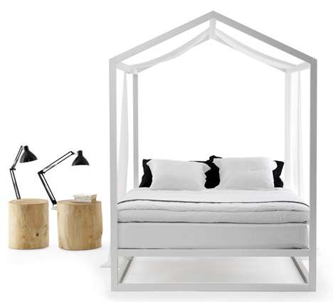 minimal bed side tables