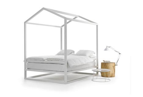 minimal bed