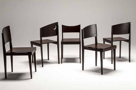 mountain range chair set