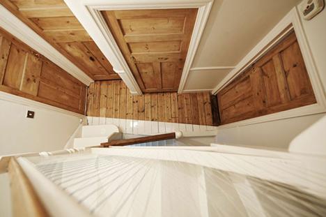 musical harp stairs