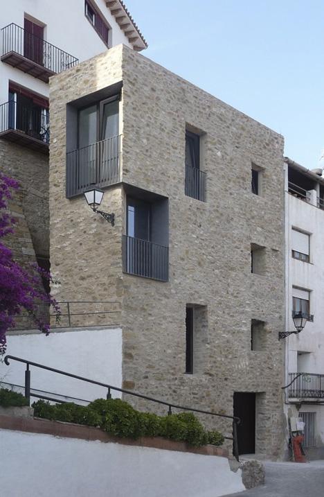 remodel hillside home