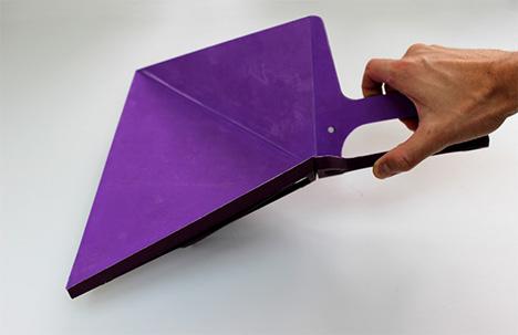 scoop cutting board