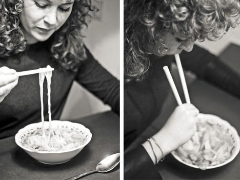 Slurp Up: New 'Soup Sticks' Combine Chopsticks &...