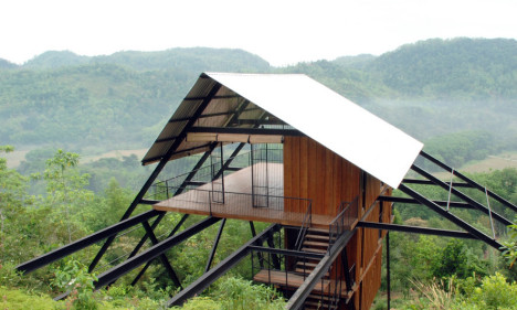 treetop and forest bungalow sri lanka