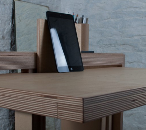 tablet backrest