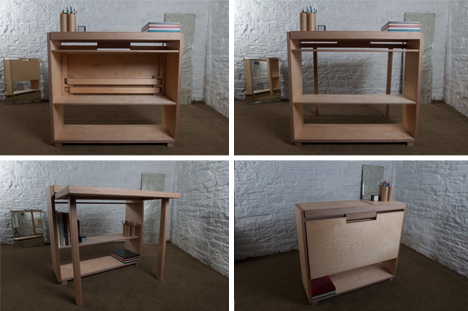 tablet desk