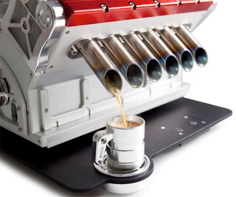 Espresso Machine Engine 1