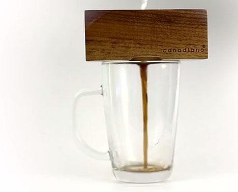 Minimalist Coffee Canadiano 1