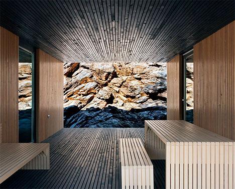 Modern Cabin in Quarry 1