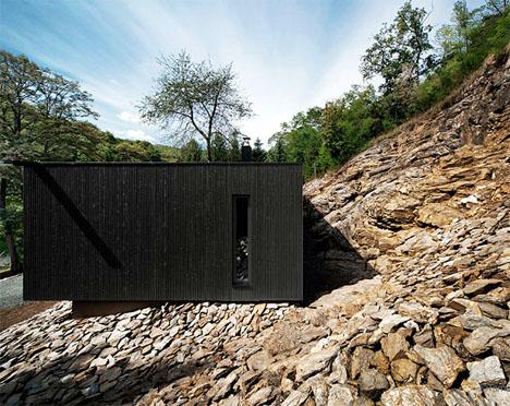 Modern Cabin in Quarry 2