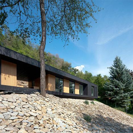 Modern Cabin in Quarry 3