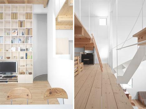 Modern House Wooden Lofts 4