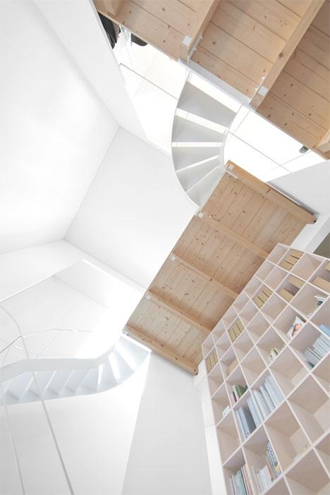 Modern House Wooden Lofts 5