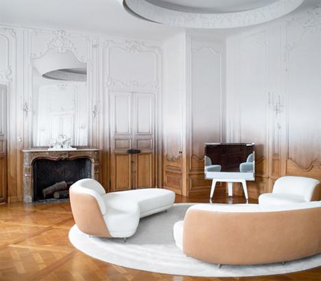 Modernized Paris Apartment 1